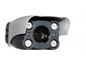 Caméra IP lecture de plaque