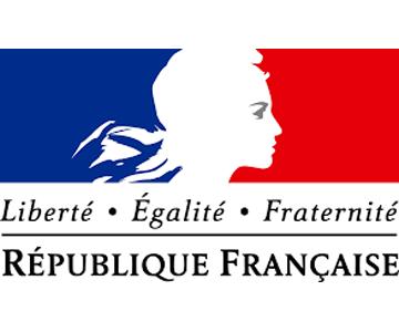 logo République française référence ARCLAN