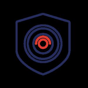 Picto vidéoprotection ARCLAN Pays d'Aix