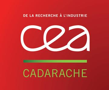 logo CEA CADARACHE référence ARCLAN