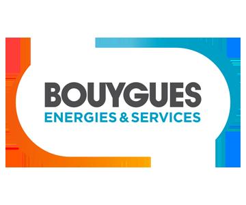 logo BOUYGUES référence ARCLAN