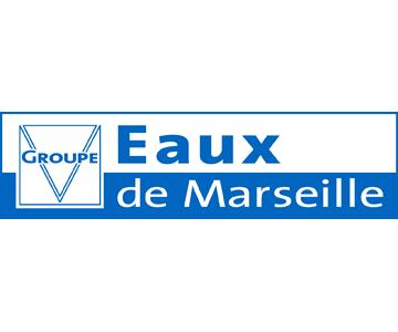 logo GROUPE EAUX DE MARSEILLE référence ARCLAN