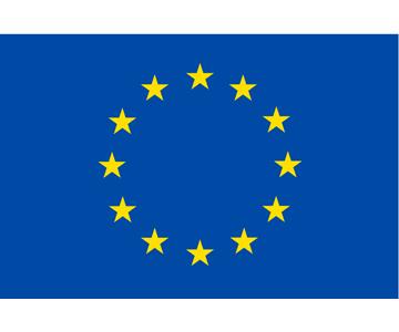 logo UNION EUROPEENNE référence ARCLAN