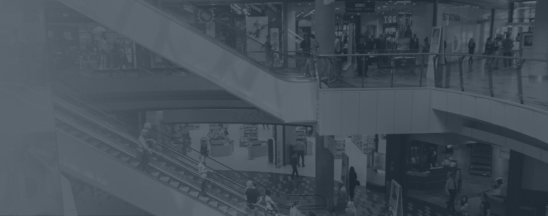 Centres commerciaux axe marché Arclan